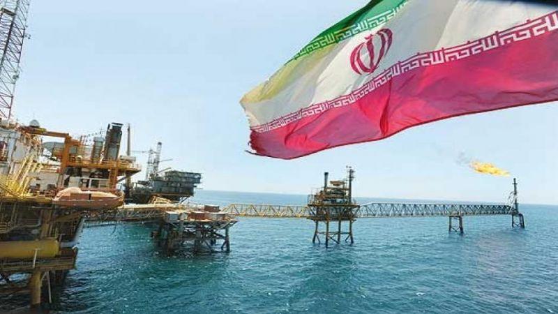 شركة النفط الإيرانية: تصدير أول شحنة نفط من بحر عمان الخميس