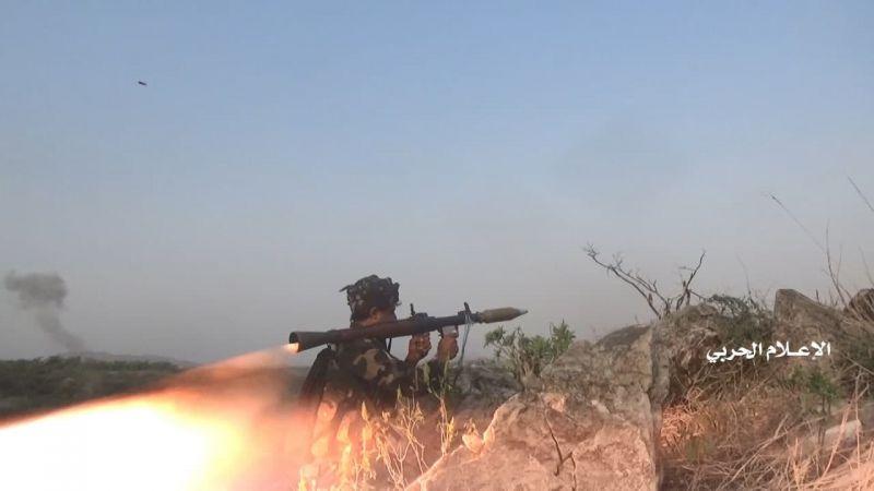 بالفيديو: سيطرة يمنية على مواقع العدوان السعودي في جيزان