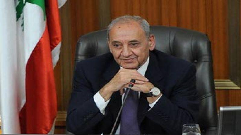 الرئيس برّي شكر العراق على اتفاق الفيول