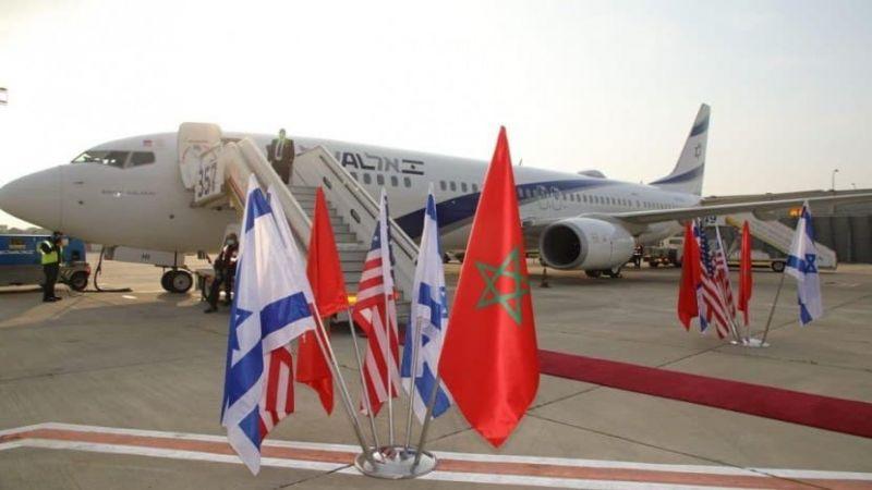 الطيران الإسرائيلي يبدأ رحلات سياحية إلى مراكش المغربية