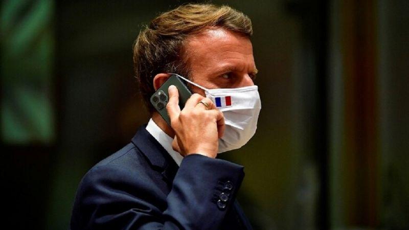 """ماكرون يطالب بينيت بتوضيحات حول برنامج التجسس """"بيغاسوس"""""""