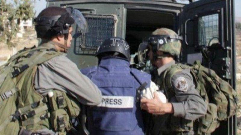 الإحتلال يُصعّد إنتهاكاته بحقّ الصحفيين الفلسطينيين