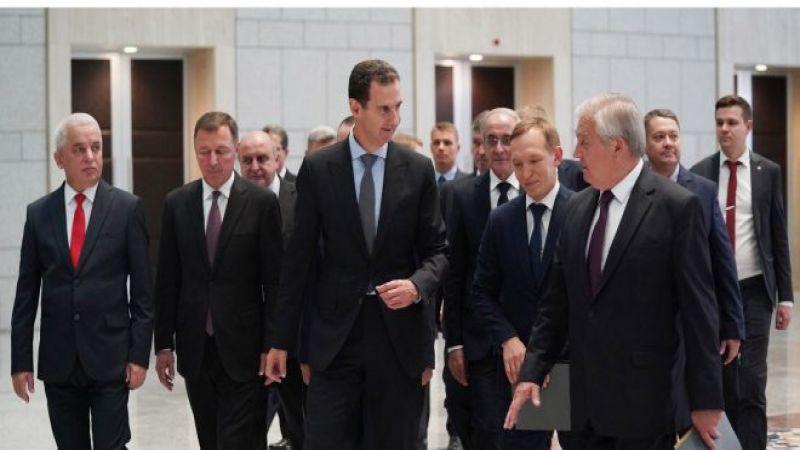 محادثات سورية روسية.. ماذا فيها؟