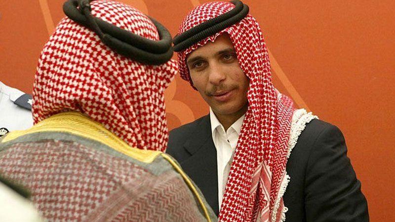 هل اتهم ملك الأردن السعودية باستغلال أخيه؟