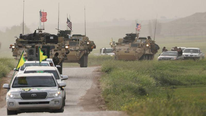 """الاحتلال الأمريكي باقٍ في سوريا لدعم ميليشيا """"قسد"""""""