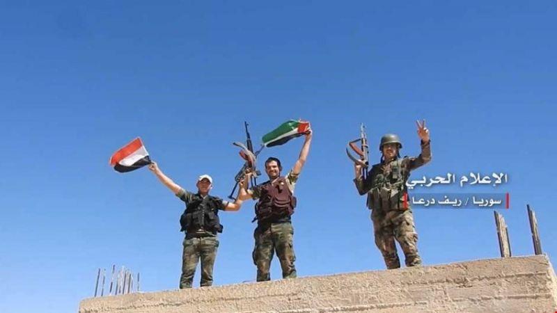 درعا إلى الواجهة من جديد.. الجيش السوري على وشك البدء بعمل عسكري