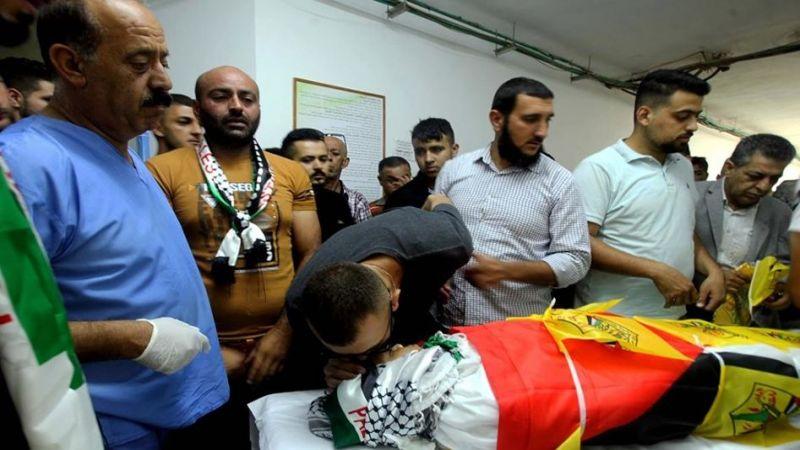 تشييعٌ حاشد للشهيد محمد مؤيد العلامي وتمسّكٌ فلسطيني بخيار المقاومة