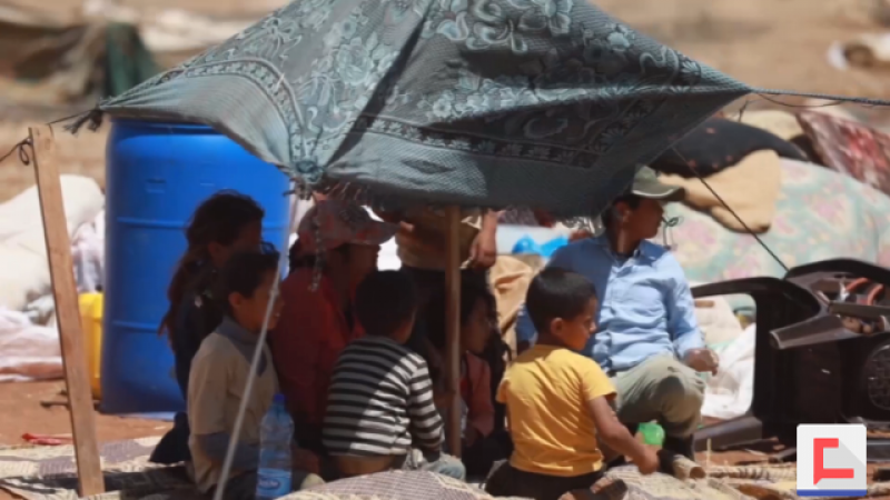 تجمع القابون.. الاحتلال يلاحق عائلات بلا مأوى