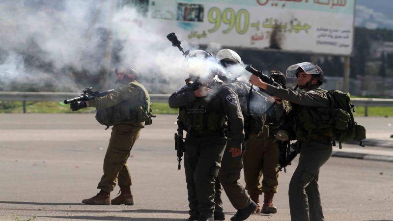 استشهاد فلسطيني برصاص الإحتلال جنوب الضفّة الغربية