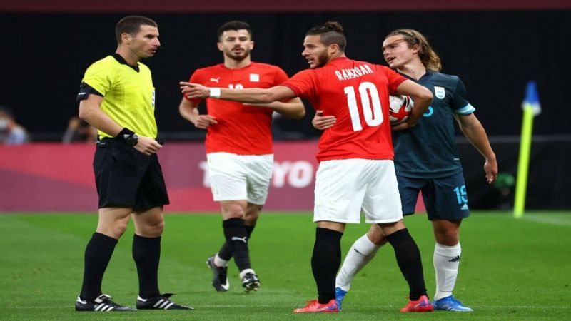 مصر والبرازيل واليابان إلى ربع نهائي ألعاب طوكيو لكرة القدم