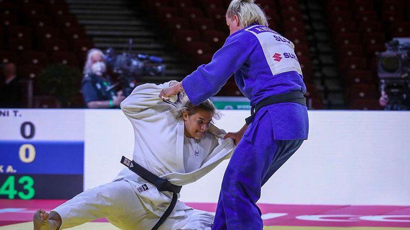 """رفضت الانسحاب من مواجهة إسرائيلية في أولمبياد """"طوكيو"""" فمُنيت بهزيمة مُهينة"""