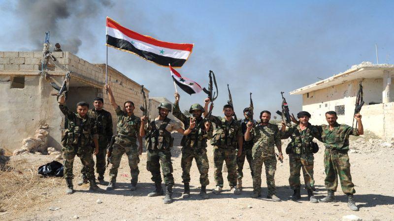 الجيش السوري يجمّد عمليته العسكرية في درعا البلد ويمهل المسلحين لتنفيذ اتفاق التسوية