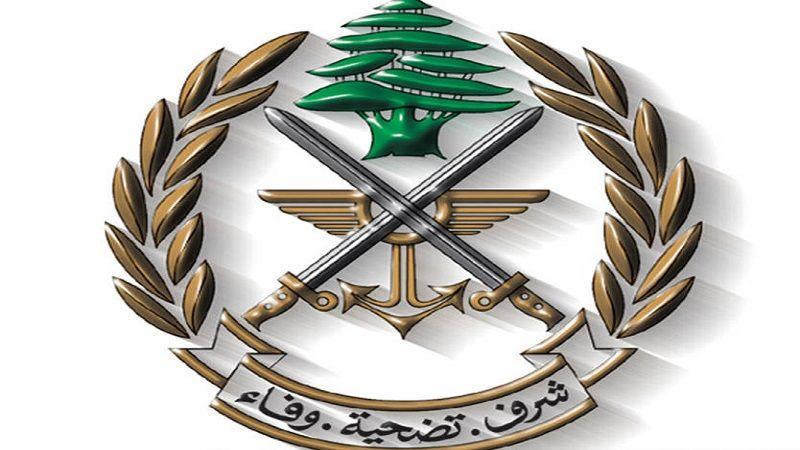 الجيش اللبناني: مسلحون أطلقوا النار باتجاه موكب التشييع في خلدة