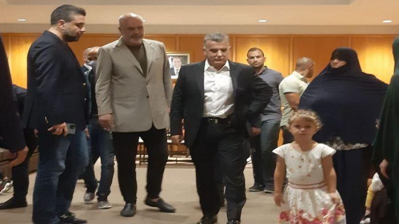 الأمن العام يشرف على ترحيل عائلات ألبانية من سوريا عبر مطار بيروت