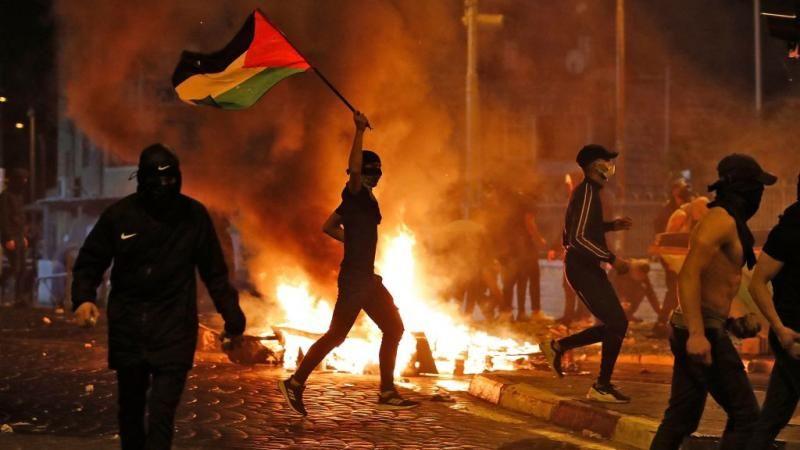 6 إصابات برصاص الاحتلال خلال مواجهات عنيفة بجنين