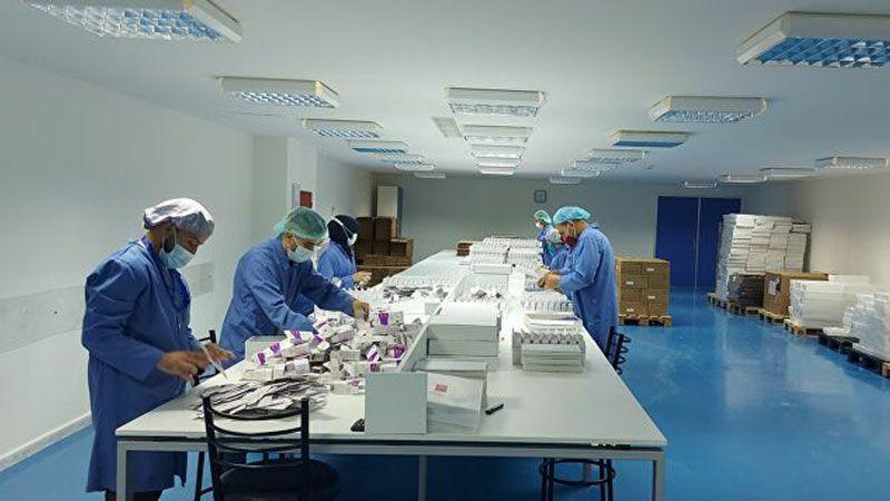 حب الله: أوشكنا على توقيع عقد تصنيع اللقاح الروسي في لبنان