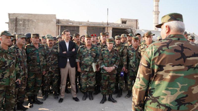 76 عامًا على تأسيس الجيش السوري.. كيف شكّل مع المقاومة قوة ردع العدو؟