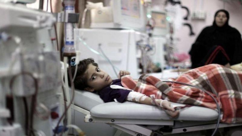 الموت يتهدد مرضى غزة