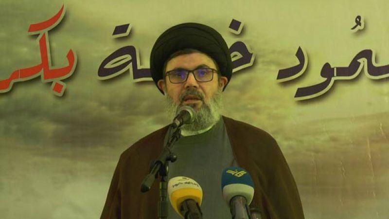 السيد صفي الدين من كونين: قضية الشهداء في خلدة لا يمكن أن تنسى أو أن تُهمل