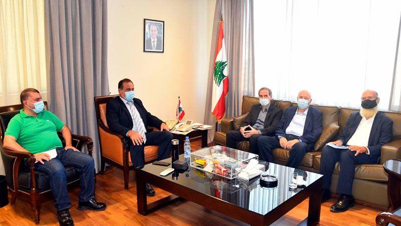 حب الله: قرار حاكم مصرف لبنان برفع الدعم غير مسؤول