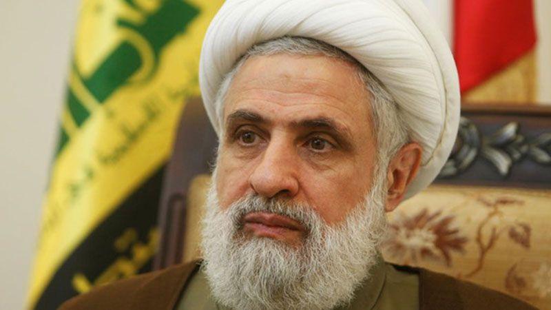 الشيخ قاسم: توفير البنزين والمازوت الإيراني يتطلّب بعض الوقت