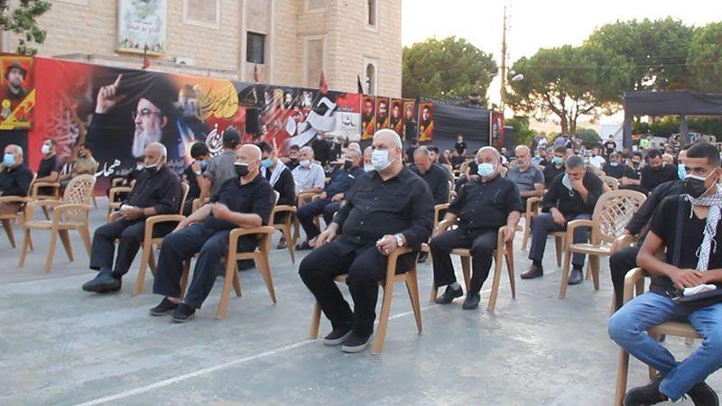 رعد: الخارج يستغلّ ما يجري في لبنان