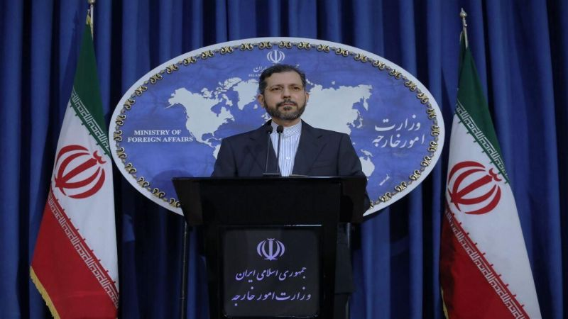 المتحدث باسم الخارجية الايرانية: انتصار تموز2006 أثبت أن الشعب بصبره ووحدته ينتصر على أي سلاح