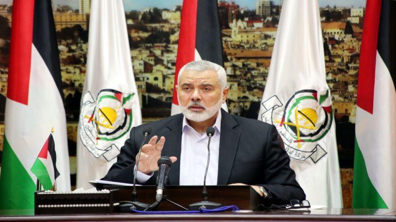 هنية: نصر تموز 2006 أسّس لانتصاراتٍ داخل فلسطين
