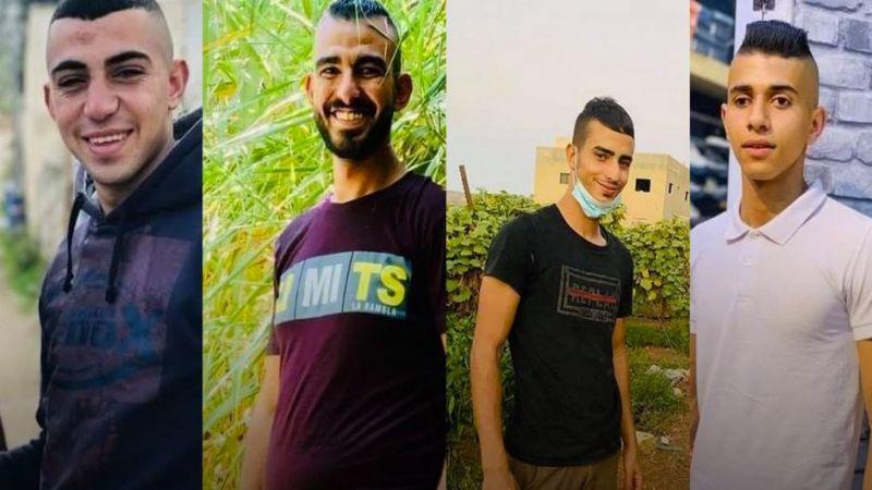 استشهاد 4 فلسطينيين باشتباكات مع قوات العدو في جنين