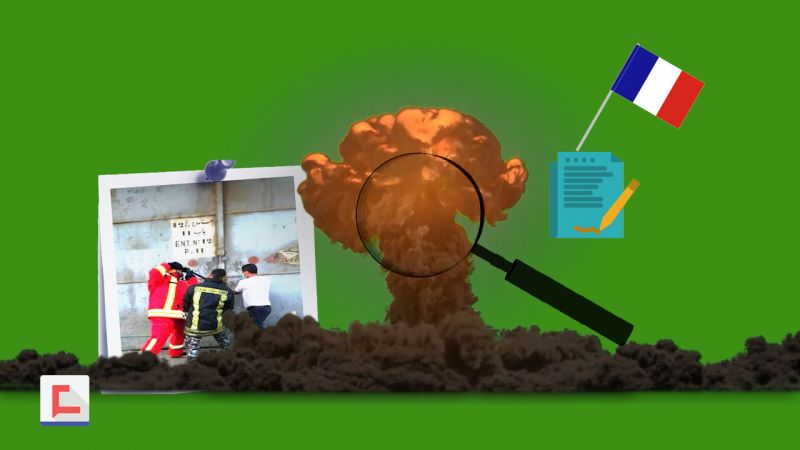 التحقيق الفرنسي حول 4 آب: فرضية القضاء والقدر منطقية واستبعاد لفرضية الصاروخ