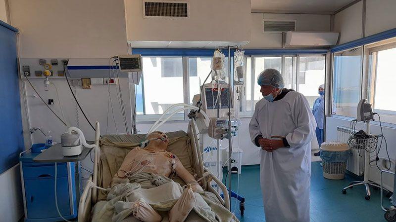 السفارة السورية في لبنان: مستعدون لتقديم العلاج لمصابي انفجار عكار