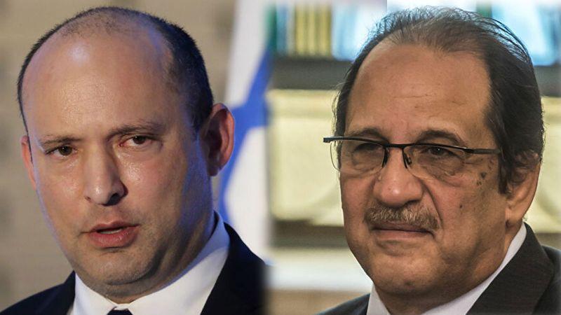 ماذا دار في اللقاء الأول بين بينيت ووزير المخابرات المصرية ؟