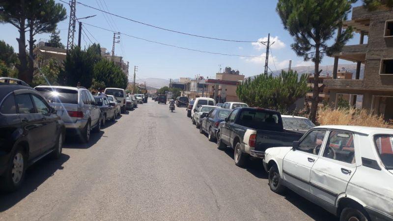 """محطات """"توتال"""" تحرم مناطق البقاع من البنزين"""