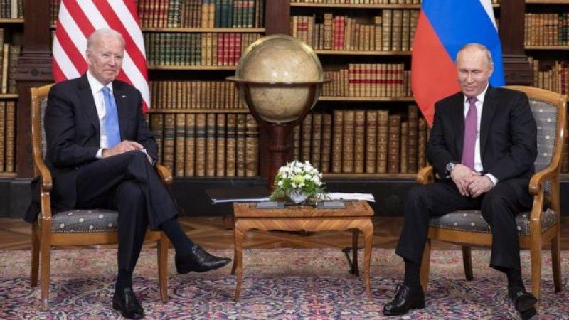 ماذا أبلغ بوتين بايدن في حزيران الماضي؟