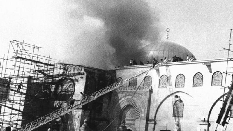فصائل المقاومة في ذكرى إحراق الأقصى: البوصلة نحو القدس