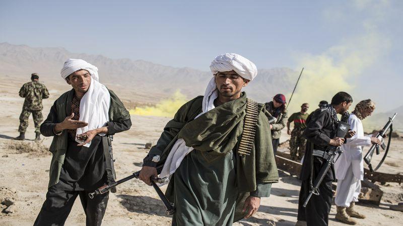 """""""طالبان"""": نسعى لبناء جيش قوي من كلّ الأطياف"""