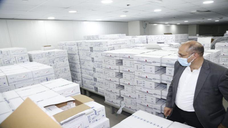 وزير الصحة يُعلن الحرب على مخزّني الأدوية
