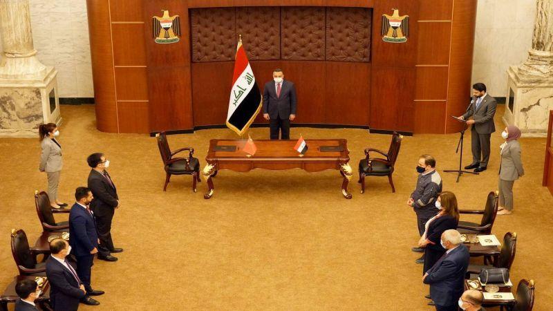 """اتفاقٌ """"الأول من نوعه"""" بين العراق والصين لمعالجة أزمة الكهرباء"""