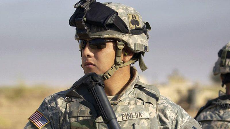 الجنود الأمريكيون لا شيء دون مساندة جوية!