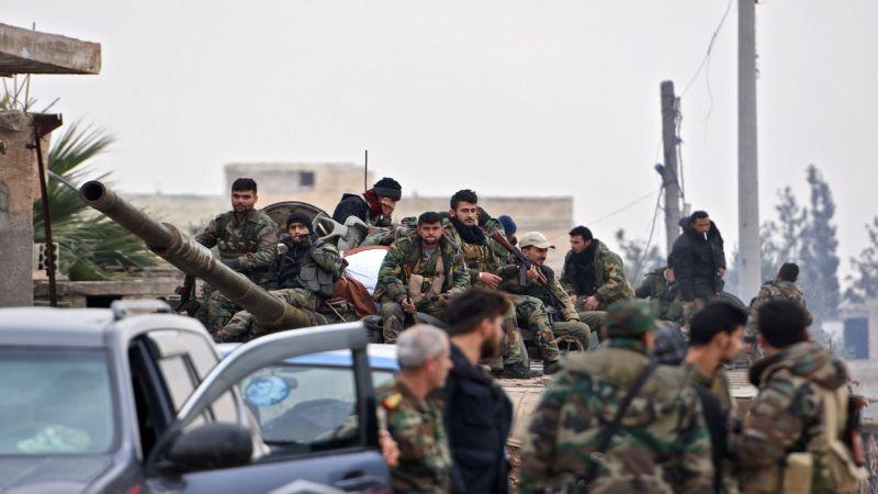 مسلحو درعا  والأفق المسدود