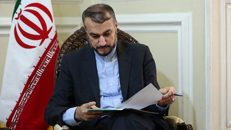 الخارجية الإيرانية تتلقى سيلًا من التهاني بوزيرها الجديد