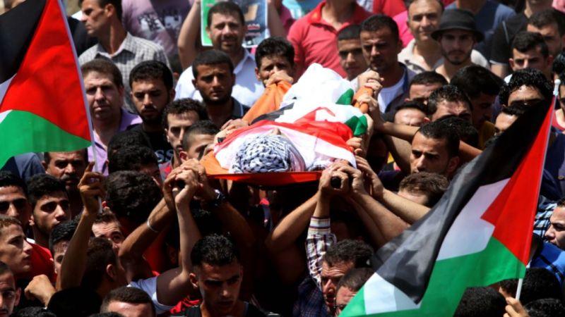 العدو الصهيوني يواصل احتجاز جثامين سبعة شهداء فلسطينيين أسرى