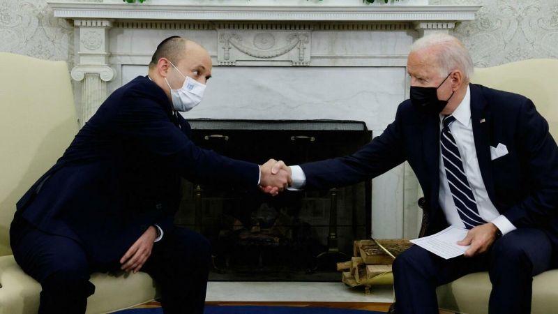 لقاء بينيت وبايدن والكابوس الأفغاني المحدق بالعدو