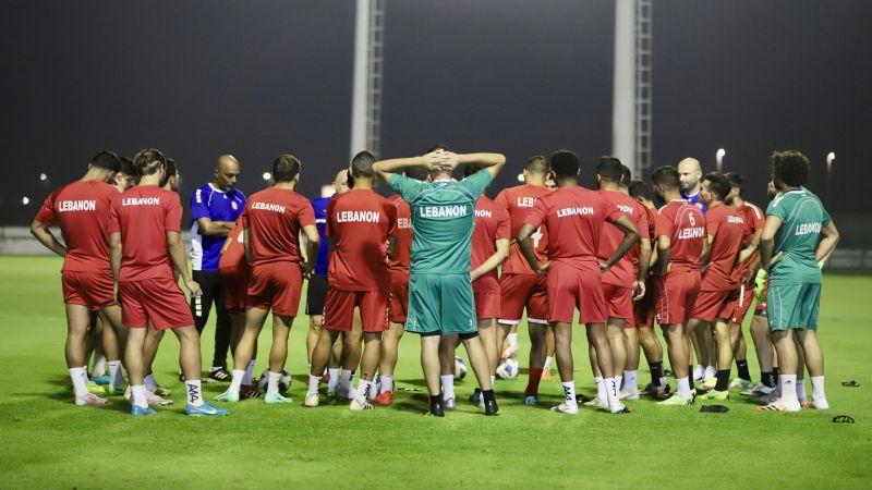 كورونا تلاحق لاعبي منتخب لبنان