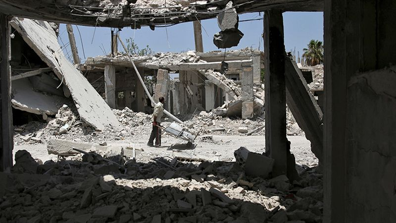 المجموعات الإرهابية تعرقل التسوية بدرعا والجيش السوري يردّ