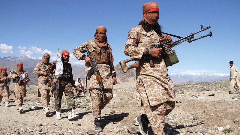 """""""طالبان"""" بين الانهيار والصعود(2): أموال أميركا تُحيي الحركة"""