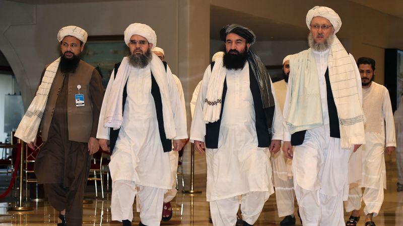 """حكومة """"طالبان"""" تبصر النور قريبا وشراكة تجمعها مع الصين وقطر وتركيا"""