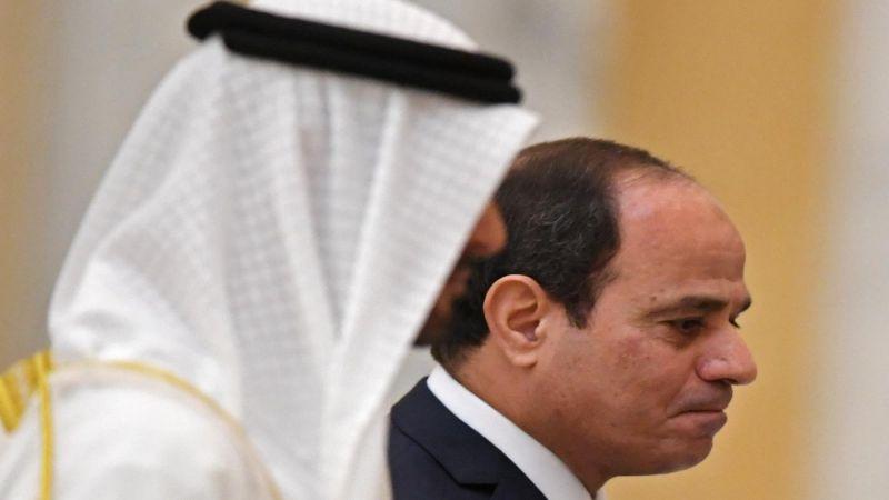 """قلق في """"تل أبيب"""" من المبالغة في انتقاد السعودية ومصر"""