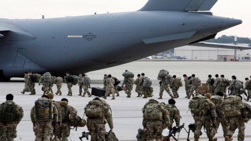التغيرات العالمية والشرق أوسطية بعد الانسحاب الامريكي من أفغانستان