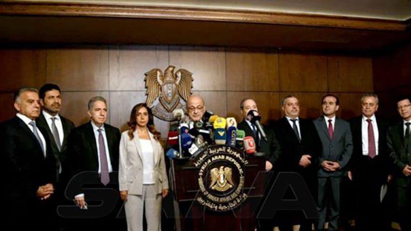 دمشق توافق على طلب لبنان الرسمي تمرير الغاز المصري والكهرباء الأردنية عبر سوريا